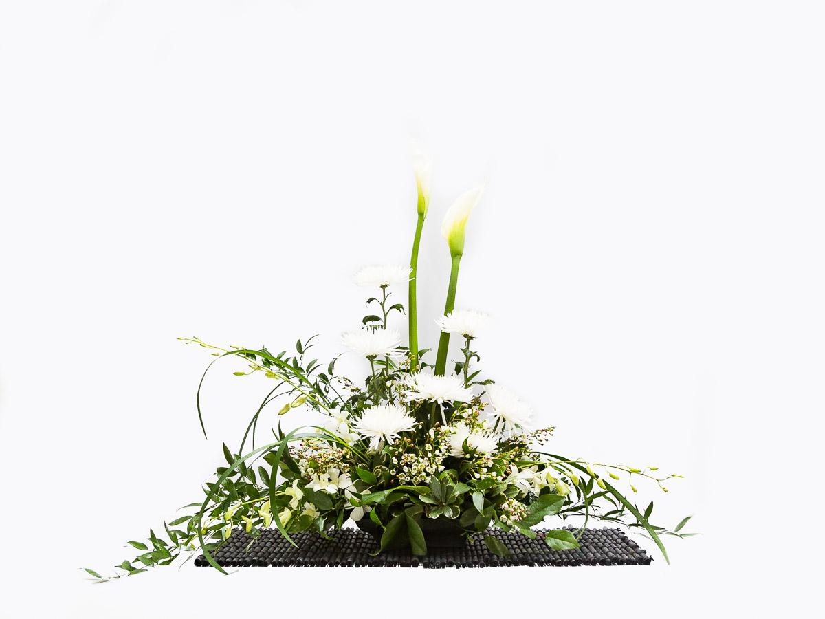 Fleuriste de la grande r gion qu bec l vis fleuriste vert for Bouquet de fleurs quebec
